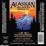 Alaskan Jalapeno Imperial IPA Beer