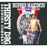 Thirsty Dog Hoppus Maximus beer