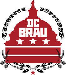 DC Brau The Corruption IPA w/ Zeke's Coffee beer Label Full Size