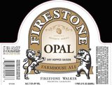 Firestone Walker Opal Beer