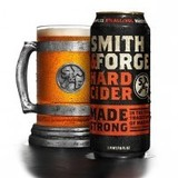 Smith and Forge Hard Cider beer