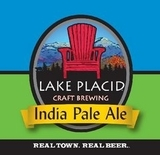 Lake Placid India Pale Ale beer