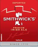 Smithwick's Premium Irish Ale Beer