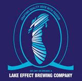 Lake Effect Brett Framboise beer