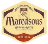 Duvel Maredsous 8 Brune beer