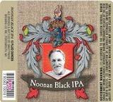 Smuttynose Noonan Black IPA beer
