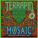 Terrapin Mosaic Red Rye IPA Beer