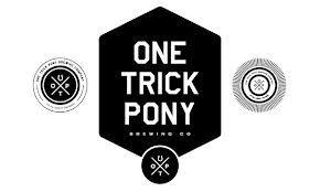 One Trick Pony Chestnut beer Label Full Size