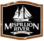 Mispillion River Beach Bum Joe beer Label Full Size