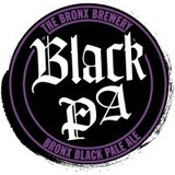 Bronx Black Pale Ale beer