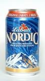 Labatt Blue Nordic beer