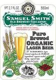 Samuel Smith Pure Brewed Organic  Lager Beer