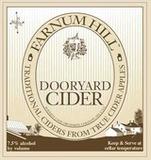 Farnum Hill Dooryard Cider 1120 beer
