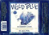 Blue Dawg Wild Blue Beer