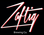 Zaftig Heavy Hearted Amber beer