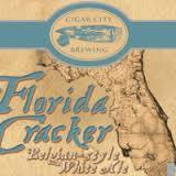 Cigar Florida Cracker White beer