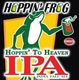 Hoppin Frog Hoppin to Heaven Beer