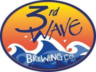 3rd Wave 1st Wave IPA beer Label Full Size