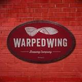 Warped Wing Pirogue beer