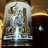 Legend Vampire Imperial Red Ale beer