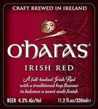 Carlow O'Hara's Irish Red beer