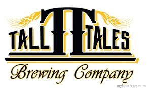 Tall Tales Some Beach Island Ale beer Label Full Size