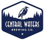 Central Waters Mudpuppy beer Label Full Size