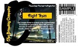 O'so Coffee Night Train Porter beer