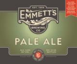 Emmett's Pale Ale beer
