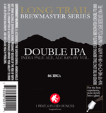 Long Trail Double IPA beer