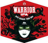 Left Hand Warrior IPA beer