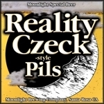 Moonlight Reality Czeck w/ Rainier Cherries beer Label Full Size