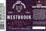 Westbrook Siberian Black Magic Panther Apple Brandy Aged beer