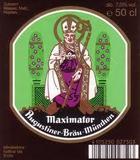 Augustiner Maximator Beer