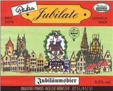 Pinkus Jubilate Bier beer
