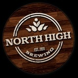 North High WildCard! beer Label Full Size