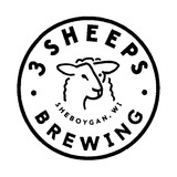 3 Sheeps Really Cool Waterslides with Citra and Simcoe beer