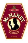 Fullers Mr. Harry beer Label Full Size