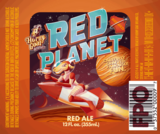 Horny Goat Red Planet Ale Beer