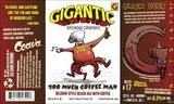 Gigantic Too Much Coffee Man beer