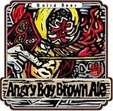 Baird Angry Boy Brown Ale beer