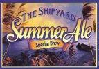 Shipyard Summer Ale beer Label Full Size