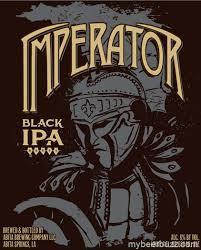 Abita Select Imperator Black IPA beer Label Full Size
