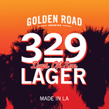 Golden Road 329 beer