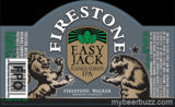 Firestone Walker Easy Jack beer