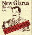 New Glarus Unplugged Cherry Stout beer