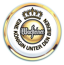 Warsteiner beer Label Full Size