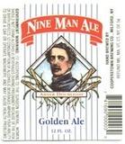 Cooperstown Nine Man Ale beer