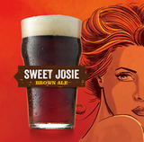 LoneRider Sweet Josie Brown Beer