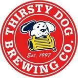 Thirsty Dog Rum Barrel Aged Wulver beer